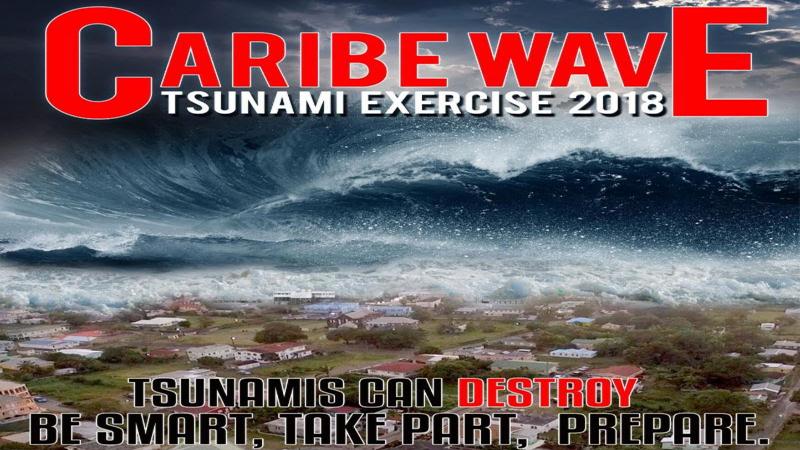 Resultado de imagem para tsunamis no Caribe
