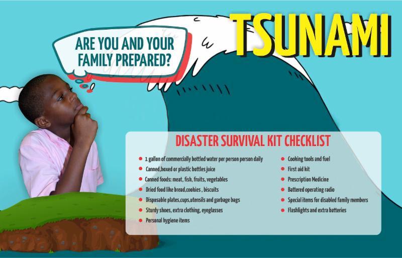Support Tsunami Survivor Jais new EP - After The Wave